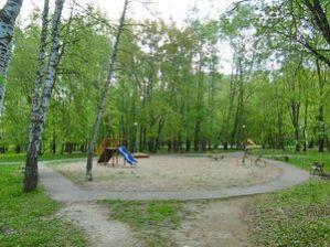 Зеленоград 10 микрорайон детская площадка