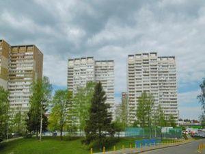 Зеленоград 12 микрорайон, индекс района, дома, квартиры, инфраструктура, транспорт, полезные телефоны, справочник, планировки квартир