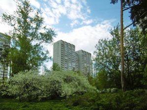 Зеленоград 10 микрорайон, дома района, квартиры, инфраструктура, транспортное сообщение, полезные телефоны