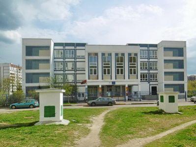 Школа 16 микрорайон Зеленограда № 1150
