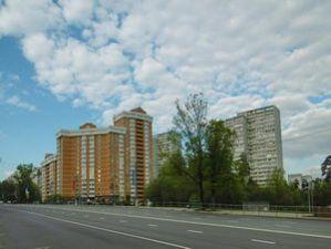 Панфиловский проспект Зеленоград 10 микрорайон