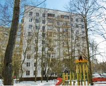 планировки квартир дома серии II-18-01/09 в Зеленограде
