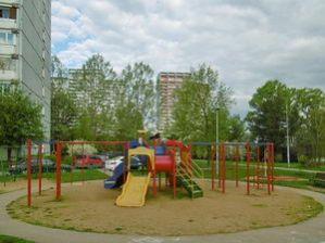 Детская площадка 10 мкрн Зеленограда