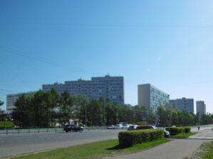 Зеленоград, ул. Сосновая аллея