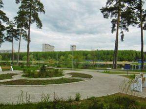 Зона отдыха у Школьного озера Зеленоград 10 микрорайон