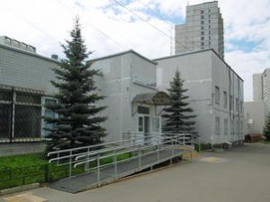 МФЦ Мои документы, Зеленоград, корпус 1105