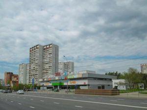 Панфиловский проспект 11 микрорайон Зеленограда район Силино
